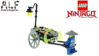 LEGO Ninjago 30537 Merchant Avatar Jay - Lego Speed Build Review
