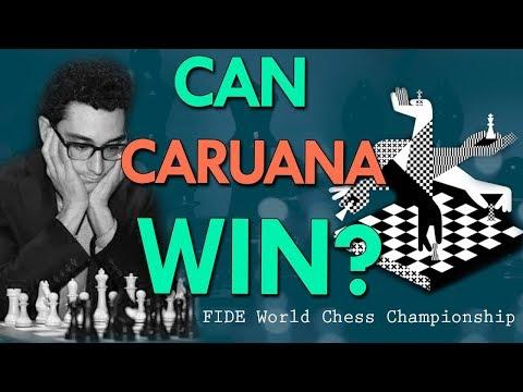 Can Fabiano Caruana Win the 2018 World Chess Championship? 🏆