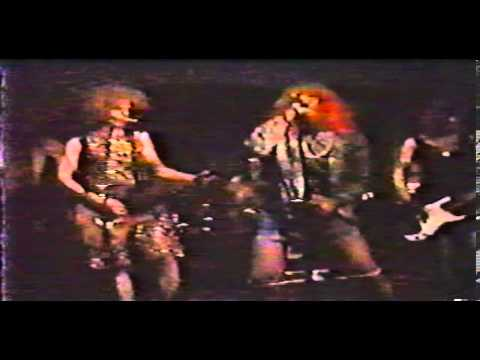 GG Allin & The AIDS Brigade   Cambridge ''THE MIDDLE EAST CAFE'' 27 08 89