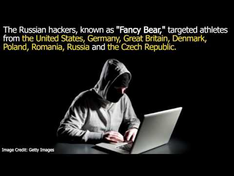 Russian hackers release information about Olympic athletes