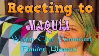 Anime React | Maquia: When The Promised Flower Blooms
