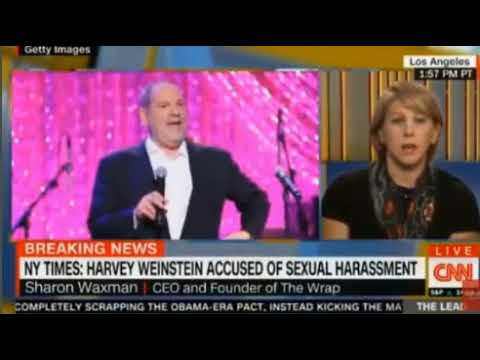 Oscar winning Producer Harvey Weinstein Accused Of Sexual Harassment Spanning decades