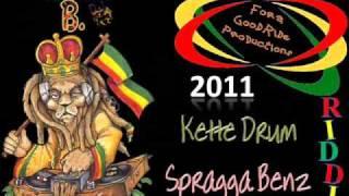 KETTE DRUM RIDDIM Mix 02 - SELEKTA B - NYAH BINGIE.wmv