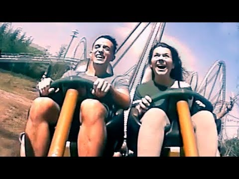Thumbnail: LE PARC D'ATTRACTION LE PLUS FOU EN COUPLE !!