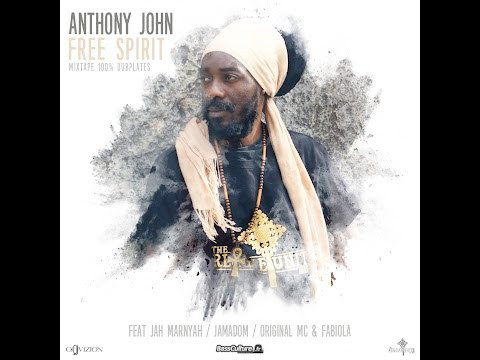 Anthony John-Free Spirit Mixtape 100% Dubplates (2012-2015).