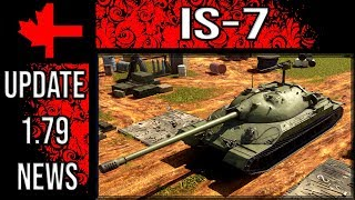 War Thunder - IS-7 Thoughts