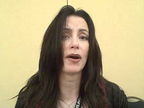 Debbie Rochon Says Hello To Bevboy's Blog