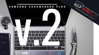 Samsung Chromebook Plus v.2 (2018): Unboxing & First Look