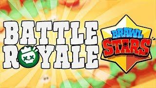 EL BATTLE ROYALE DE BRAWL STARS