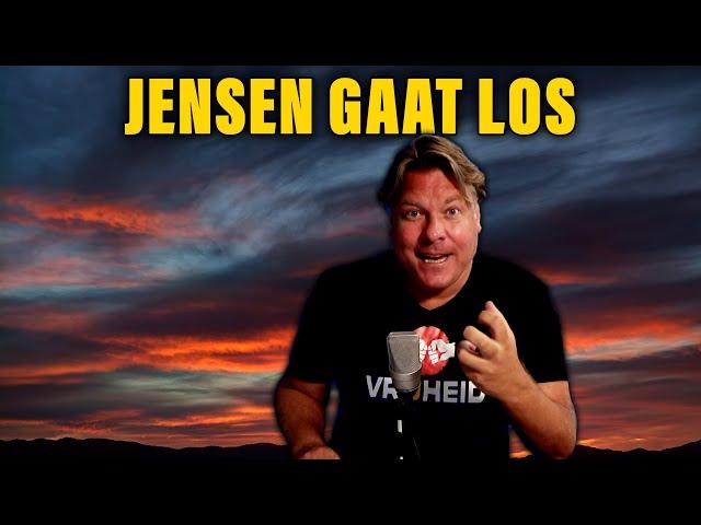 JENSEN GAAT LOS - DE JENSEN SHOW #294