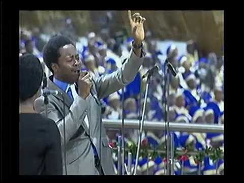 Victor Olayeni At RCCG 63rd Annual Convention #TheAllSufficientGod
