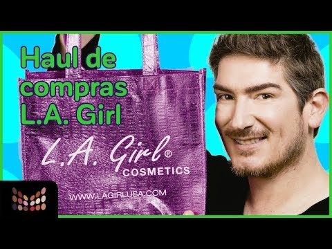 Haul de Compras - Maquillaje LA Girl - Valen la Pena ??