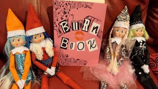 Elf on the Shelf: Mean Girls!