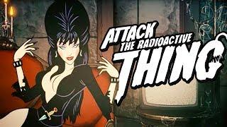 ATTACK OF THE RADIOACTIVE THING INTRO CUTSCENE! - INFINITE WARFARE ZOMBIES DLC 3 CUTSCENE
