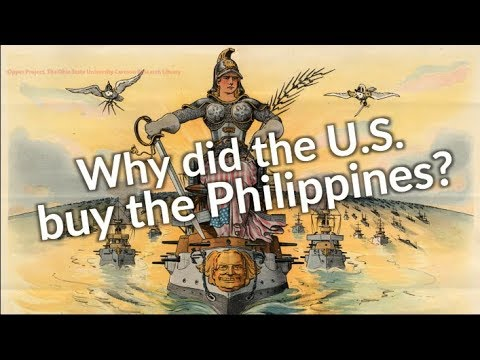 Why Did The U.S. Buy The Philippines?