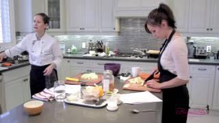 Eat Your Way Lean - Pork Tenderloin With Lentil Salad Recipe