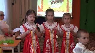 Сюжет от 05.11.2019: Семинар-практикум в детском саду №2