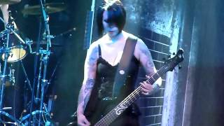 My Dying Bride - Kneel till Doomsday live @ Eindhoven Metal Meeting (NL) 2012-12-15