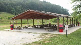 Picnic Shelters At The Barboursville Park