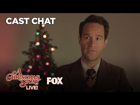 Best Present I Ever Got: Chris Diamantopoulos  A CHRISTMAS STORY LIVE