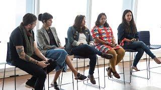 Sustainable Thinking.Social sustainability. Round table moderated by Sasha Correa