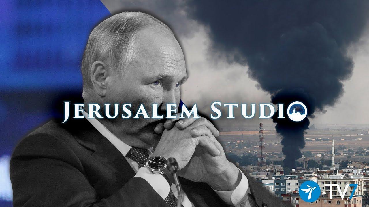 Russia's Mideast interests & challenges – Jerusalem Studio 632