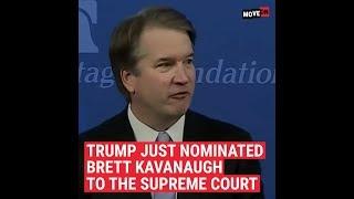 Trump Nominates Extremist to the Supreme Court