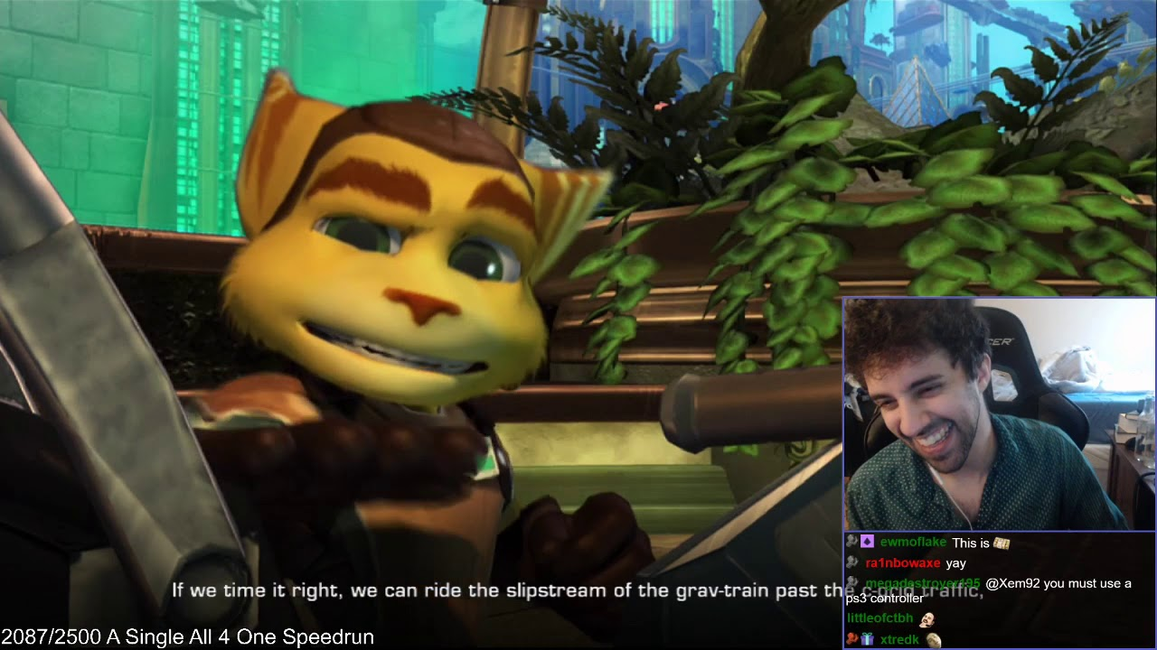 Ratchet and Clank:Tools of Destruction Casual Playthrough