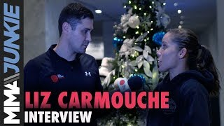 Liz Carmouche talks about release from UFC