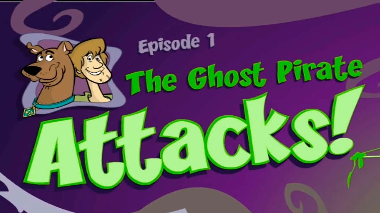 scooby doo games ghost pirate attacks episode 2