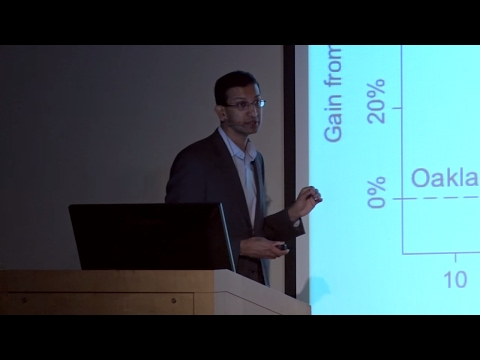 Improving Equality of Opportunity in America: Lessons from Big Data | Raj Chetty | TEDxHarkerSchool