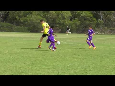 South West Phoenix FC vs Perth Glory (NPL U13) First Half