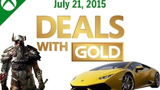 Xbox One/Xbox 360 Deals With Gold for the week of 7-21-2015