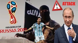 Terrorist attack Messi and Putin - World Cup Russia 2018