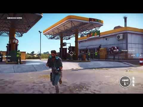 The gathering (just cause 3)