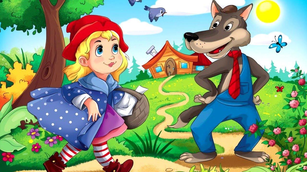 Сказки детские онлайн в картинках