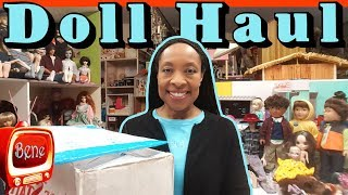 DOLL HAUL: Box of Bratz Dolls and Anime Azone Doll Hands