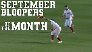 September Top 50 Sports Bloopers of the Month | Fails \u0026 Funny Moments