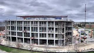 Biosciences Building start to finish