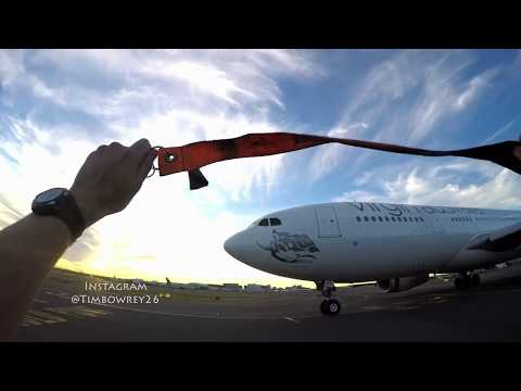 FULL Pushback w/ Cockpit AUDIO Airbus A330-200!