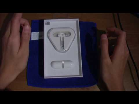 In ear headphones with remote and mic apple