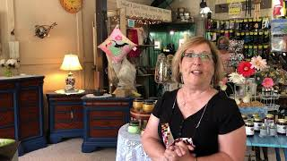 In our newest Main Street Minute (More or Less), we visit Helen Cowley -- Chestertown's Bee Crafty.