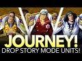 40-STAMINA STRAW HAT JOURNEY! (One Piece Treasure Cruise - Global)