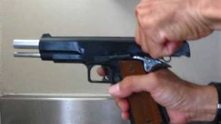 Gas Blowback Pistols:  For The Beginners -  How To Operate And Use Safely thumbnail