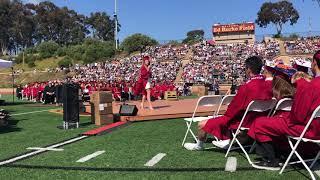 Torrey Pines High School Graduation Speech 2019