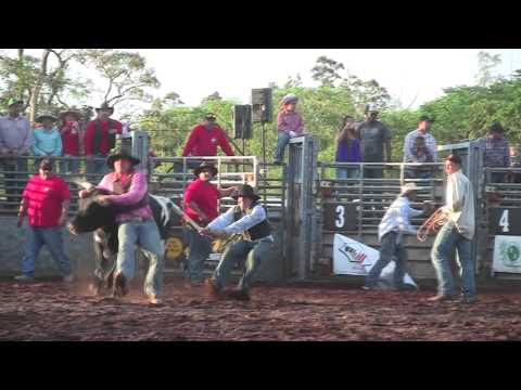 Panaewa Rodeo Stampeded, Hilo, Hawaii