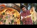MASSA FRESCA COM MOLHO DE LINGUIÇA | Receitas de Inverno