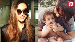 Deepika Skips Pee Cee's Party Despite Being Invited   Shahid Living His Best Times With Baby Misha