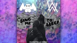 Alan Walker Sing Me To Sleep Marshmello Remix