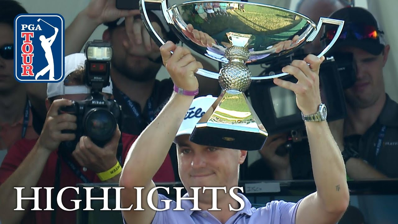Justin Thomas closes out Sentry Tournament of Champions victory ...